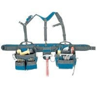 Custom Leathercraft 6714 Tool Belt Heavy Duty Framer Lift System