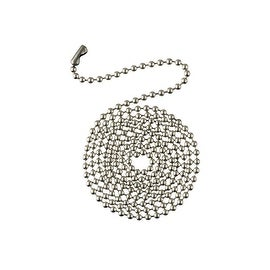 Westinghouse 3' Nkl Beaded Pull Chain