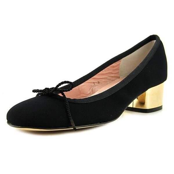 Paul Mayer Attitudes Tango Women Round Toe Synthetic Black Heels
