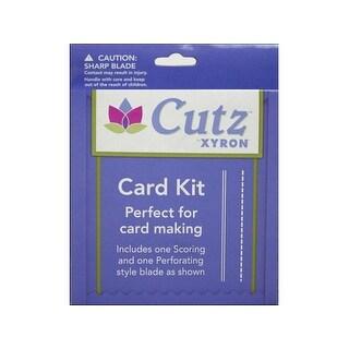 Xyron Creatopia Cutting Blade Card Kit 1 2pc