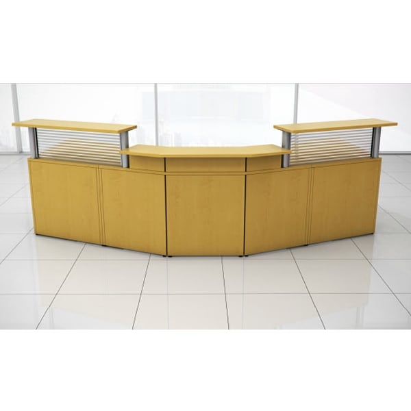 Shop Ciao Unique Reception Desk Free Shipping Today