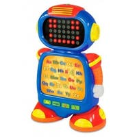 The Learning Journey 115183 Touch & Learn - Phonics Bot