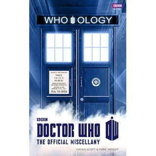 Doctor Who Who Ology Book - Multi