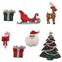 Christmas Eve - Dress It Up Holiday Embellishments