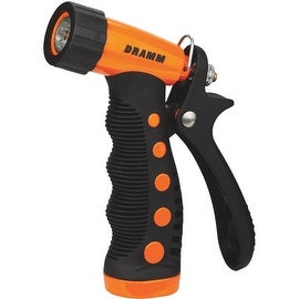 Dramm Orange Pistol Nozzle