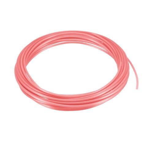 5 Meter/16 Ft PLA 3D Pen/3D Printer Filament, 1.75 mm Fluorescent Red