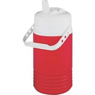 Igloo 1754 Red Thermal Jugs, 1/2 Gallon