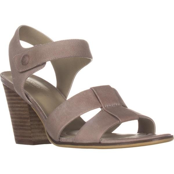 naturalizer Yolanda Comfort Sandals, Turtledove Leather