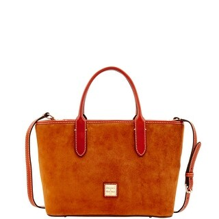 Dooney & Bourke Suede Brielle (Introduced by Dooney & Bourke at $198 in Jun 2017)