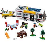 LEGO Creator 792-Piece Vacation Getaways Construction Set 31052 - Multi