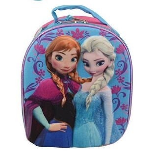 Frozen Dome Shaped Lunch Bag With Molded Front