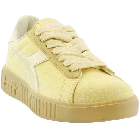 Diadora Womens Game Step Cv Casual Sneakers Shoes
