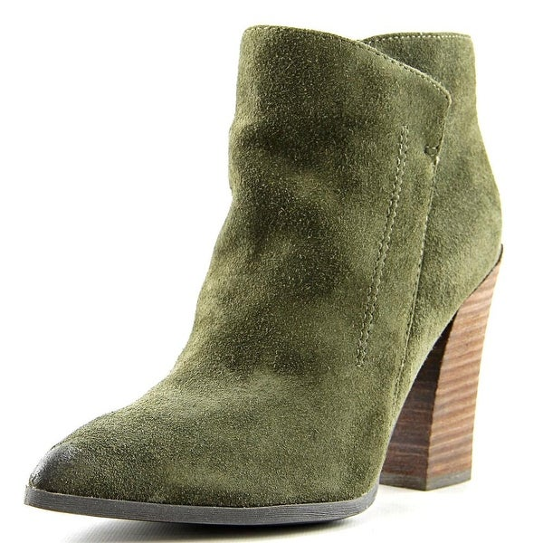 Guess Hardey   Pointed Toe Suede  Ankle Boot