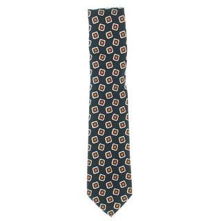 Lauren Ralph Lauren Mens Neck Tie Foulard Floral Print - o/s