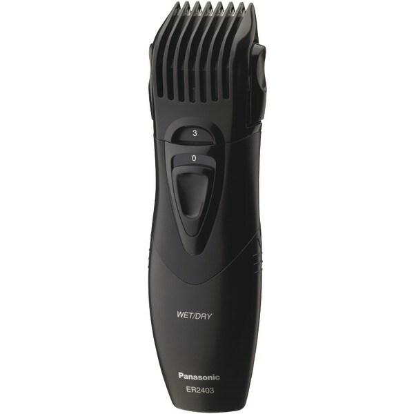 Panasonic Er2403K Wet/Dry Hair & Beard Trimmer