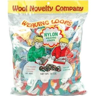Nylon Weaving Loops 16oz-Assorted