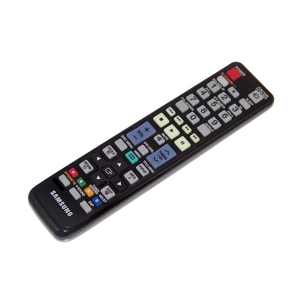 New OEM Samsung Remote Control Originally Shipped With HTBD3252, HT-BD3252