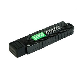 """VisionTek 128GB USB 3.0 Pro SSD Flash Drive Storage"""