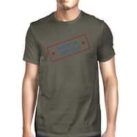 Uh Huh Honey Mens Dark Grey T-shirt Creative Gift Ideas For Couples