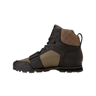 Creative Recreation Scotto Boots in Black Military