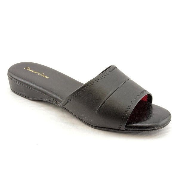 Daniel Green Dormie Womens Black Sandals