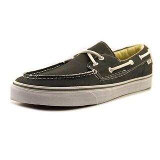 Vans Zapato Del Barco Moc Toe Canvas Boat Shoe