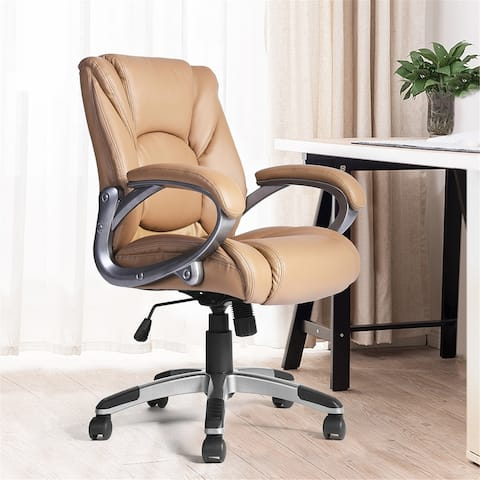 Porch & Den Swendon Black Manager Chair