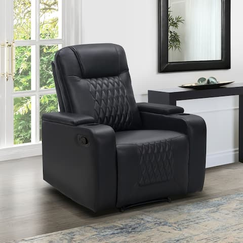 Abbyson Trinity Manual Theater Recliner