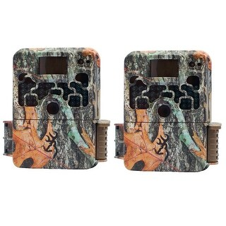 Browning Strike Force Elite HD Trail Camera (2-Pack) - Camouflage
