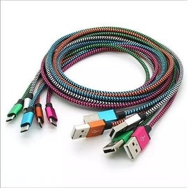 Micro USB Braided Charger Cables