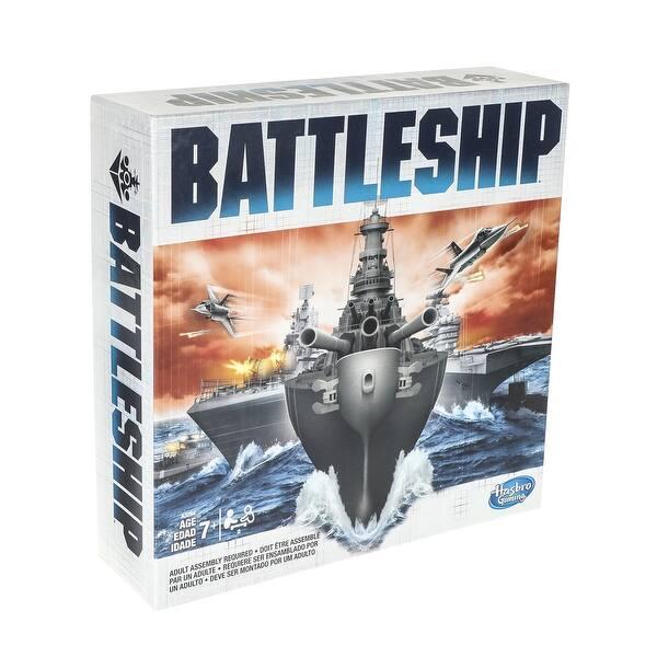 Battleship The Classic Naval Combat Strategy Board Games Board G.hc