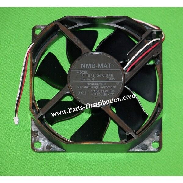 Epson Projector Exhaust Fan: EB-W6, EB-X6, EB-X62, EB-X62E, EB-X6E, EX21, EX30