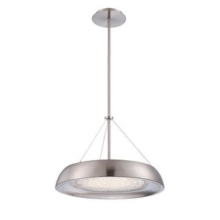 "Modern Forms PD-51418 Soleil 18"" Diameter LED Dimming Pendant"