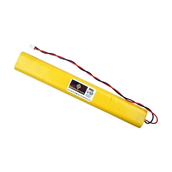 Emergency Lighting Replacement Battery for Lithonia - ELB-B004