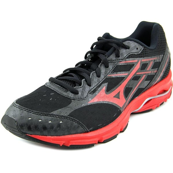 Mizuno Wave Unite 2 Men Black/Red Running Shoes