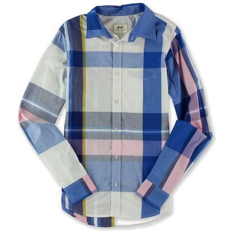Ecko Unltd. Mens Botany Ls Button Up Shirt