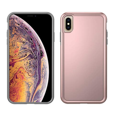 Pelican Adventurer Dual Layer Slim Protection Case for iPhone Xs Max - Rose Gold