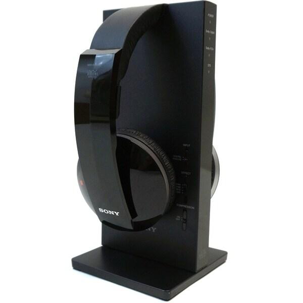 Sony MDR-DS6500 Wireless Surround Digital Headphones - 2.4 GHz - (Refurbished)
