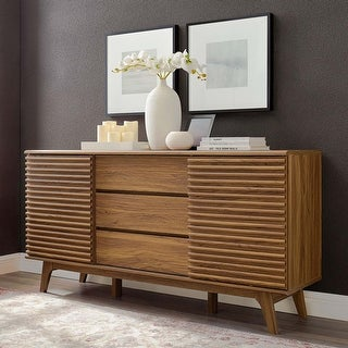 Link to Carson Carrington Lagered 63-inch Sideboard Buffet Table or TV Stand Similar Items in Dining Room & Bar Furniture