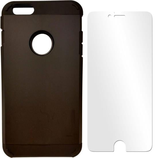 """Dual Hard Hybrid Case for iPhone 6 Plus (5.5"""") - Gold"""