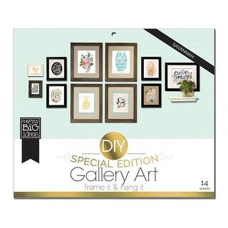 MAMBI DIY Gallery Art Pad Savannah
