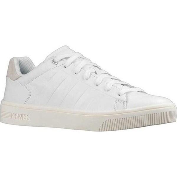 ed31d182c6029 Shop K-Swiss Men s Court Frasco Sneaker White Bone Marshmallow ...