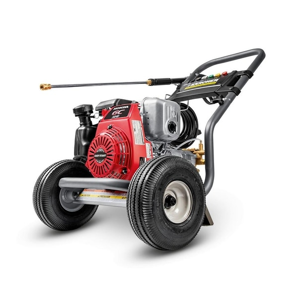 Karcher G3000oh Gas Power Pressure Washer, Honda Engine Gc190 Performance  Series, 3000 Psi,