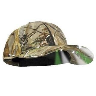 Panther Vision Mens Powercap® Led Cap, Realtree Camo, Os