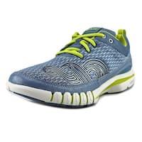 Ahnu Yoga Flex Women  Round Toe Synthetic Blue Running Shoe