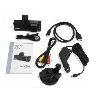 Mini 2000 DV 1080P Black Waterproof Sports HD LCD Video Camera Camcorder for Car