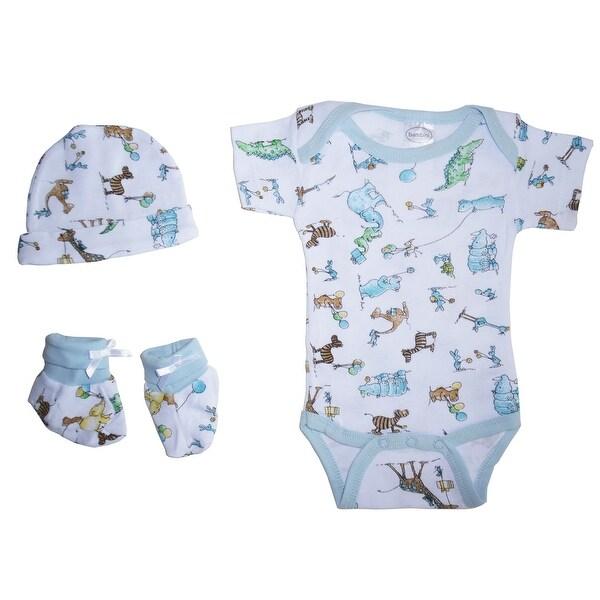 Bambini Boys Baby Gift Set - Size - Newborn - Boy