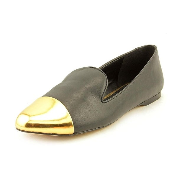 Truth or Dare by Madonna Flokiko Flat Loafers - Black - 6.5