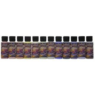 Speedball Underglaze Sampler, 2 Ounces, Assorted Colors, Set of 12