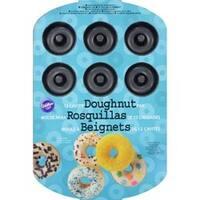 """12 Cavity 13.75""""X9.25"""" - Doughnut Pan"""